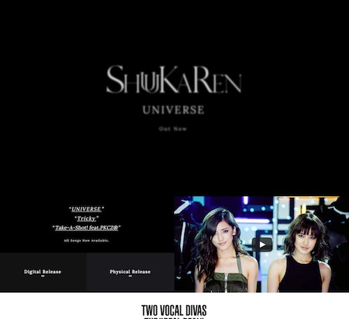 ShuuKaRen|OFFICIAL WEBSITE